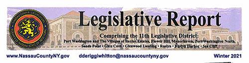 Legislative Report